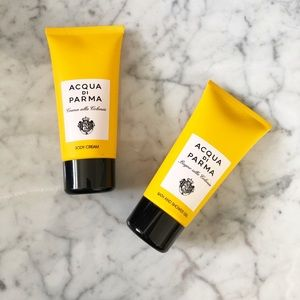 ACQUA Di PARMA Body Cream 2 Travel Sz- 2.5 fl oz